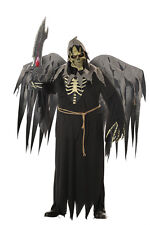 Demon Angel of Death Plus Size Adult Costume