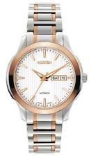 Roamer Mechaline EOS Men's Swiss Made Automatic Watch Rose Gold $1500 RARE NEW