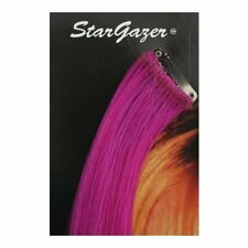 Hair Extension Clip In Stargazer Fuchsia Straight Volume Beauty