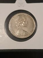 1971 20 Cent circulated coin