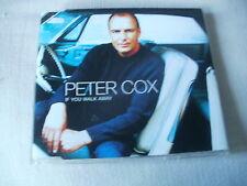 PETER COX - IF YOU WALK AWAY - 1997 UK CD SINGLE