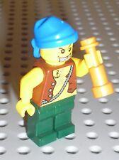 Personnage LEGO PIRATES minifig / Set  6243 Brickbeard's Bounty