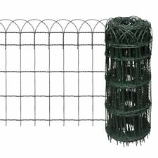 Expandable Garden Lawn Edging Border Fence 25m X .65m