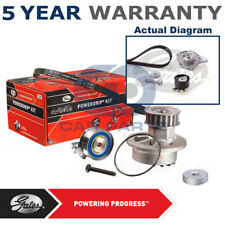 Gates Timing Cam Belt Water Pump Kit For Dacia Nissan Renault KP25578XS