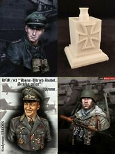 1/10 Platform Base Iron Cross for WWII German Army Soldiers and Officers Bust