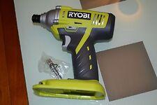New 18 volt Ryobi P234G Impact Driver use One+ 18v P100 P104 P103 litihum P107