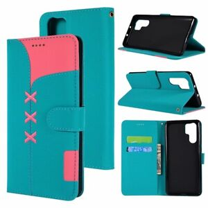 For Huawei Mate 20 Lite PU Leather Stand Wallet Fold Case for Huawei P20 Pro P30