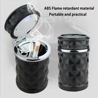 le luxe conduit poubelle cigarette cylindre la coupe de fumée voiture cendrier