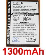 Batterie Pour Asus MyPal A686 A696 A626 SBP-09  07G0166B3450  *1300mAh*