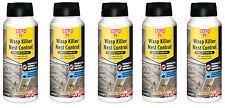 5 Pack Zero In Wasp Nest Killer Destroyer Powder Control Quick Effective STV
