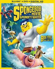 The SpongeBob Movie: Sponge Out Of Water [Blu-ray+ DVD] (Bilingual)