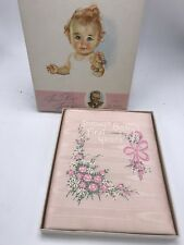 Vintage 40's 50's Through Baby's First Years Baby Book By Dr. Dafoe Includes Box