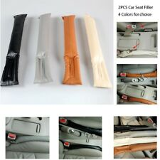 2x Universal Car Seat Gap Leakproof Filler Drop Holster Blocker Spacer Stop Pad