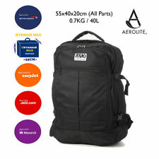 Aerolite Soft Up to 40L Luggage