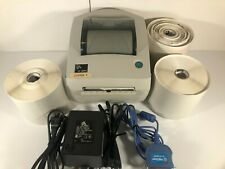 Zebra LP 2844 Direct Thermal Label Shipping Tag Printer w/ 1250+ Labels