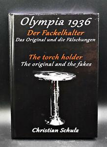 Die Fackel - Olympia 1936 - Christian Schulz - Nr.184 von 200 signiert