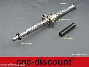 Kugelumlaufspindel  2005 x 2000mm  CNC Fräse, Spindel, ball screw, Linear
