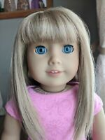 Retired And Rare: American Girl Doll 💙 32 -clean body and tightened limbs