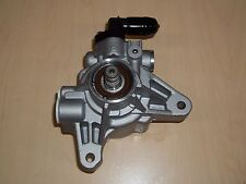 HONDA ACCORD 2.4L 4CYL   New Power Steering Pump  1 YEAR WARRANTY  5776