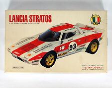 Vintage FUJIMI RC9 KIT 1/20 LANCIA STRATOS , Italian sport car