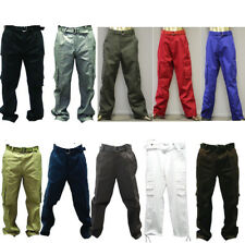 ACCESS DIFFERENT SOLID COLORS OF CARGO PANTS AP1515