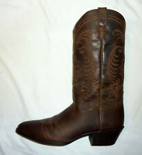 "Ariat Size 5.5 B Medium Magnolia 12"" Western Cowgirl Boot DISTRESSED BROWN NEW!"