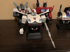 2002 Hard Hero Transformers PROWL Gen 1 Bust W/ Box MINT #3237 / 5000