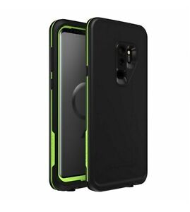 Lifeproof Case Samsung Galaxy S9+ Black Green Waterproof Case New Shockproof