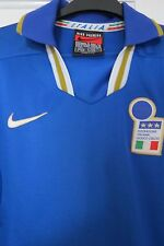 Mens Italy Home Shirt 1996/97 Nike Size Small Excellent Condition