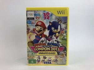 Mario & Sonic At The London 2012 Olympic Games Nintendo Wii