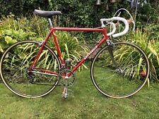 Vintage 1982 Battaglin Campagnolo Model 57cm Road Bicycle Columbus Super Record