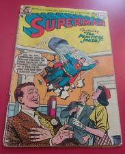 DC SUPERMAN # 95 COMIC BOOK