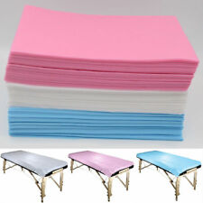 Royun 10 Pc Disposable Non-woven Antibacterial Waterproof Bedsheet SPA Bed Cover