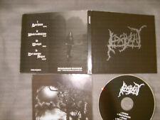 Irrlycht - s/t DIGI-CD German Black Metal (paragon belial nagelfar ungod)