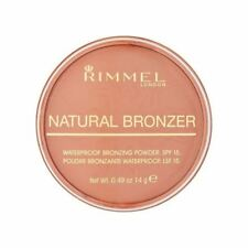 Rimmel Natural Bronzing Powder Sun Bronze 22 (Pack of 4)