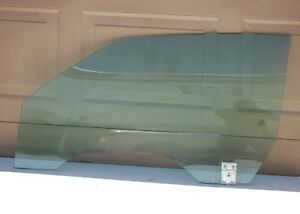 2005 05 AUDI A4 S4 RS4 CONVERTIBLE LEFT DRIVER SIDE WINDOW GLASS OEM 43R-00082