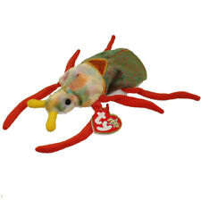 Ty Beanie Baby Scurry (Beetle) MINT used with tags - FREE UK P&P