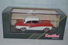 Detail Cars 381 Ford Taunus 17M  1957 Coupe  Mint in Box.