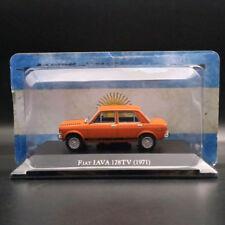 1:43 IXO Fiat IAVA 128TV 1971 Diecast Models Limited Edition Collection Altaya