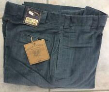 BRAND NEW-Bills khakis M1-D6C Size 36 6-Wale CORDUROY Blue MSRP $165
