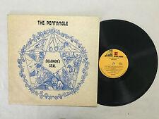THE PENTANGLE SOLOMON'S SEAL 1972 AUSTRALIAN REPRISE RELEASE LP