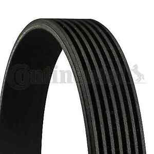 ContiTech 7PK1629 V-Ribbed Belt FITS BMW E53 X5 4.4L, Land Rover SEE LIST