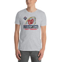 Washington Nationals World Series Champions 2019 T-Shirt