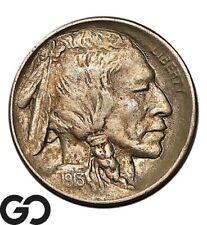 1913 Buffalo Nickel, Type 1