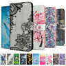 For Google Pixel 3A XL Luxury Painted Leather Case Magnetic Flip Wallet Cover