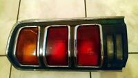 TOYOTA CELICA REAR LEFT TAIL LIGHT LIFTBACK TA28 RA28 OEM