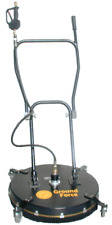 "Whisper Wash Deluxe Ground Force 24"" Surface Cleaner W/Casters"