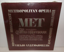 Offenbach The Tales Of Hoffman Metropolitan Opera 1955 Recording New Sealed Box