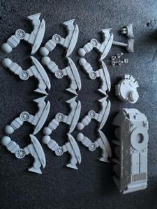 Ant 6 Legged Walker APC   28mm sci-fi 3D printed 28mm            Grimdark Sci-fi