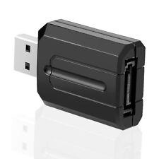 """USB 3.0 Adapter auf zu SATA III I Netzteil  Leuchten High-Speed Dongle 2.5"""" 3.5"""""""